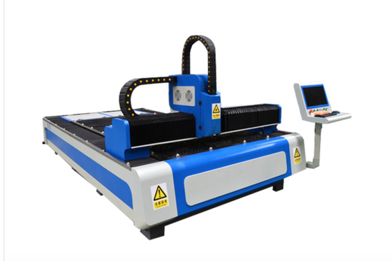 1000W CNC Cutting Machine for Carbon Steel / Stainless Steel / Aluminum