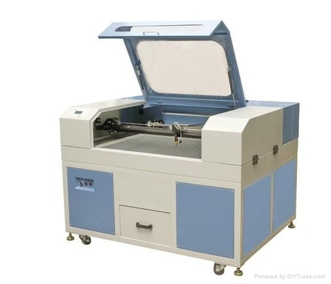 Automatic CO2 Laser Engraving Machine For Metal / Plastic / Wood Surface