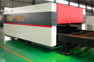 120 M / Min Metal CNC Cutting Machine For Electrical Equipment / Kitchen / Elevator