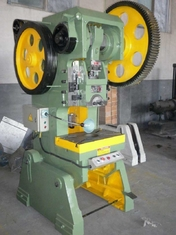 L-R C Frame Table Punch Press Machine Deep Throat Fixed 1250 KN Capacity 11KW