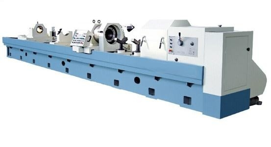Cylinder Burnisher Bar Peeling Machine , Boring Tool Metal Processing Machines