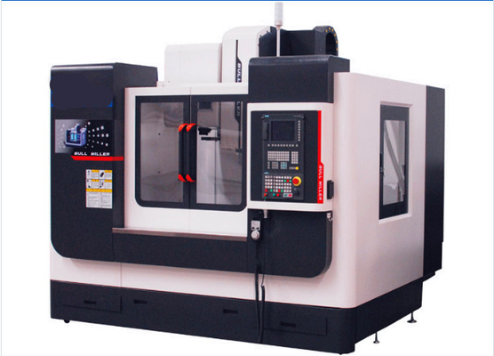 CNC Deep Hole Metal Drill Machine High Precision For Mold Center Processing
