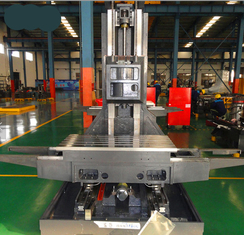 3 / 4 / 5 Axis CNC Milling Machine 7.5KW 380V With High Efficiency Output