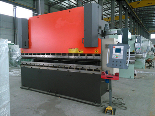 High Strength CNC Sheet Metal Bending Machine With Steel Welded Construction