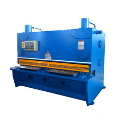 30 X 6000mm Electrical Metal Shearing And Cutting Machines With 3 Times / Min