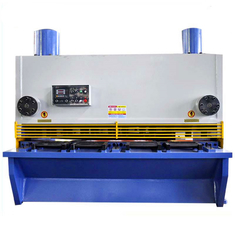 NC Hydraulic Metal Shearing Machine For Cutting Aluminum / Stainless Steel