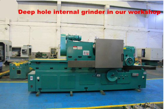 13kw Power CNC Grinding Lathe Machine High Speed With Worktable 1050mm