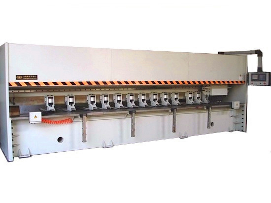 Frame Type Structure V Groove Cutting Machine Width 1250mm Length 4000mm