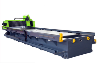 Automatic Horizontal V Grooving Machine 5.5 KW For Maximum Thickness 6 Mm
