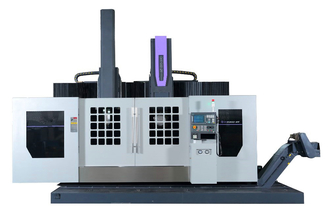 CNC Vertical Turning Grinding Lathe Machine With Max Turning Diameter 2000mm