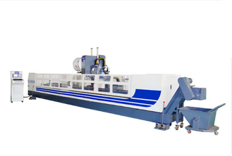 China Closed - Loop Control Milling Drilling Machine For Automotive Square Parts supplier