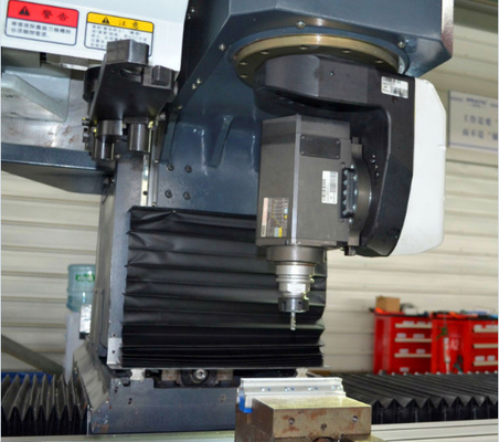 Closed - Loop Control Milling Drilling Machine For Automotive Square Parts