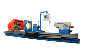 China Professional Grinding Lathe Machine , Horizontal Surface Grinder For Oil Drill Pipe supplier