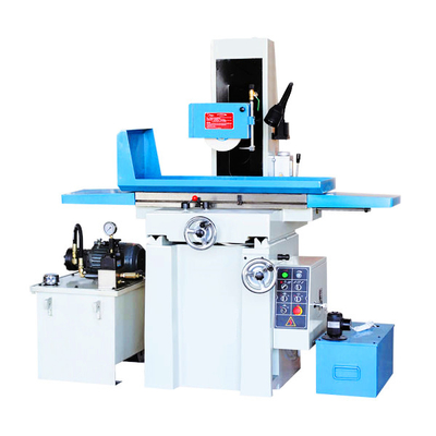 Rapid Up Down Hydraulic Surface Grinding Machine , Flat Grinding Machine