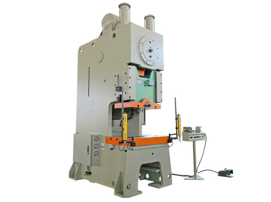 80 Ton Power Press Punching Machine Mechanical With SIEMENS Electric Control