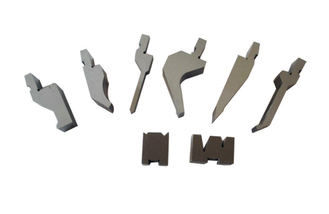 Carbon Steel Lathe Machine Parts Segmented Section Press Brake Bending Tooling