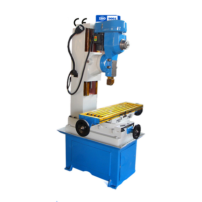 Metal V Grooving Machine , Vertical Slotting Machine With Table Size 900*250
