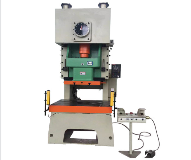 Aluminum Sheet Metal Hole Punch Press Machine 7 5 KW With Open Punch