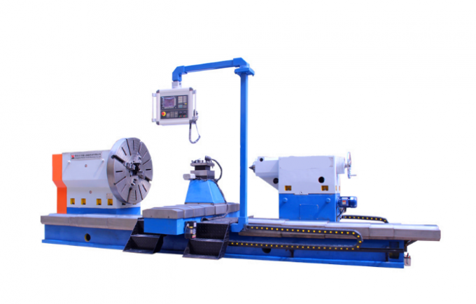 Professional Grinding Lathe Machine , Horizontal Surface Grinder For Oil Drill Pipe